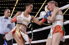 Serrano dominates courageous Hardy to tee up potential 2020 New York headliner v Katie Taylor