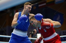 Imperious Nevin books World Championships last-16 tie with home favourite