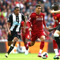 Van Dijk relieved he does not have to face Firmino