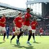 Man United end Leicester's unbeaten start to the season