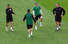 Preview: Optimism high as date with Croatia finally arrives