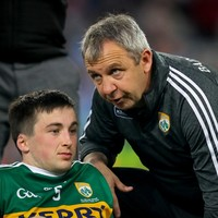 Peter Keane 'terribly, terribly proud' of his Kerry players in defeat