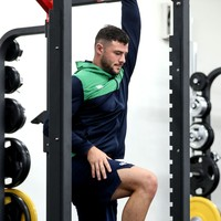 Henshaw staying in Japan with Ireland after 'reasonably positive' scan results