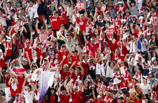 Letter from Japan: Baby oil and 15,000 people at a Wales training session