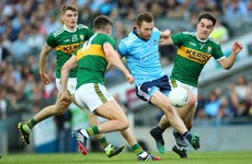 Over 1.1 million people watched Dublin's All-Ireland final replay win over Kerry