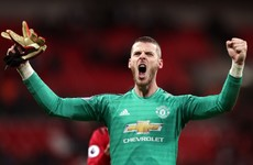 Man United goalkeeper David de Gea signs new deal
