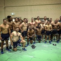 'It's a funny pic, it's just good fun' - Springboks in good shape for World Cup