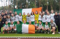 'We are absolutely elated' - Three wins from three sees Ireland U17s ease into Euro Elite Round