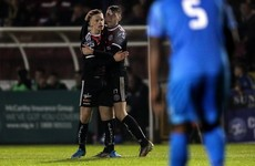 Wright and Lyons ensure Bohs account for Crumlin and set up semi-final clash with Rovers