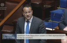 'I am deeply concerned': Varadkar calls for an end to protests and blockades over beef dispute
