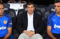 Valencia players boycott Chelsea press conference over sacking of coach