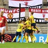 Van de Donk breaks United's hearts with 89th-minute winner for Arsenal