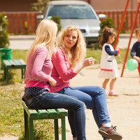 A little less (baby) conversation: Making mum friends is a minefield, but I think I've finally cracked it