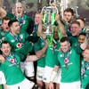 'Going to London on St Patrick's Day and winning the Grand Slam will probably never be repeated'