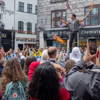 'People come for the atmosphere': Galway's buskers and businesses clash over new rules on street performing
