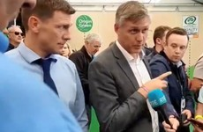 'Farmers are keeping you in jobs': Farmers confront Bord Bia officials at Ploughing Championships