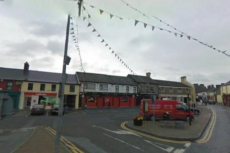 Market Square, Portlaoise (File photo)