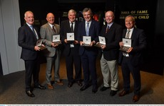 6 iconic hurlers and footballers inducted into GAA's Hall of Fame