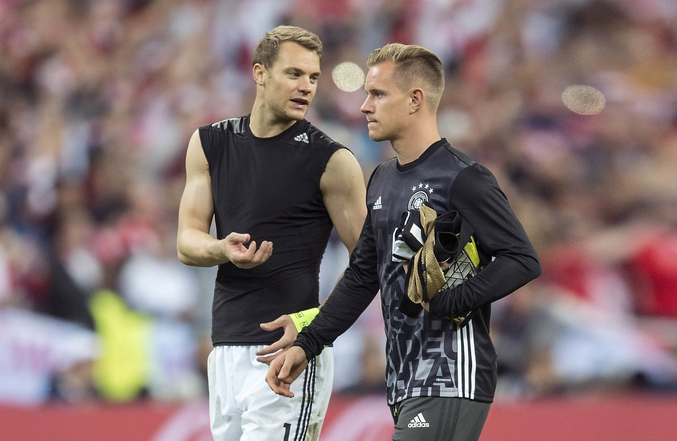 Neuer wants to end tension with Germany team-mate Ter Stegen after ...