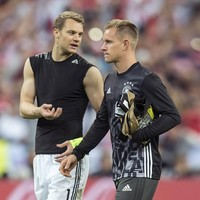 Neuer wants to end tension with Germany team-mate Ter Stegen after war of words
