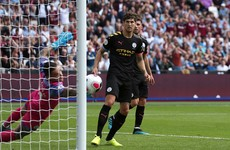 Stones ruled out for five weeks as Man City defensive crisis worsens