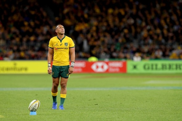 Warrior Lealiifano poised to star in World Cup after overcoming leukaemia