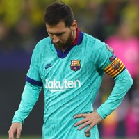 16-year-old starts and Messi returns as Barcelona held by Dortmund