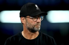 'Clear and obvious, no penalty,' says Klopp after Napoli defeat