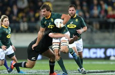 Erasmus names unchanged Springbok side to take on New Zealand in World Cup opener
