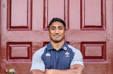 Aki proving to be the big fish in Ireland's deep pool of centres