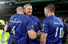 Leinster players vote for five-man leadership group in Sexton's absence