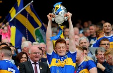Tipp double All-Ireland winner caps huge season with U20 Player of the Year award
