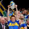 Tipp double All-Ireland winner caps huge season with U20 Player of the Year award
