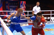 Walker falls just short of a World Championship medal in high-octane clash with superb Mongolian
