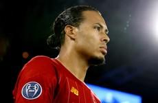 Van Dijk denies reports of new Liverpool contract