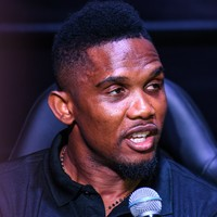 'Fans shout at you like a monkey then ask for a photo' - Eto'o calls for racism to be eradicated from football