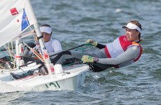 Annalise Murphy quits 49erFX Olympic campaign after World Cup 'wake-up call'