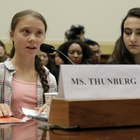 'I don't want you to listen to me, I want you to listen to the scientists' Greta Thunberg appears before US Congress