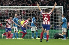 Atleti battle back to hold Juventus, Real Madrid embarrassed by PSG