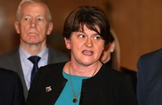 Arlene Foster suggests she is open to special arrangements for North as part of Brexit deal