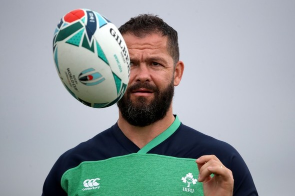 Andy Farrell's defence is pivotal if Ireland are to make history at the World Cup