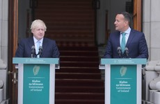 'It's getting very late in the day' says Coveney, as Johnson given 12 days to produce Brexit plan