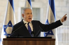 Israel's Netanyahu calls on main opposition leader to form a unity government