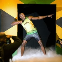 Bolt uninjured in Jamaican car crash