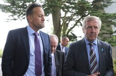 Michael Creed warns that protests could damage Irish beef's international reputation