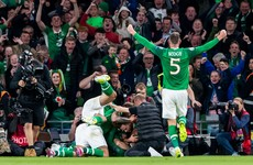 Ireland climb four places in latest Fifa World Rankings