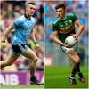 Dublin and Kerry stars' stellar form recognised with Player of the Month awards