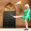 In pictures: Irish dancers, leprechauns and St Patrick take over Poznan