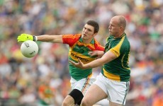 Late, late show earns Carlow a replay against Meath