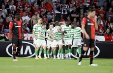 Ryan Christie penalty earns Celtic a point on the road against Rennes